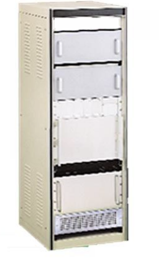 BUD ER-16615-RB ECONOMIZER RACK, VENTILATED (Series Image)
