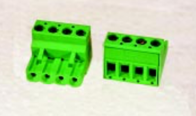 Blockmaster CSM050A1 PB 05P 5.00mm Green (Manufacturer Image)