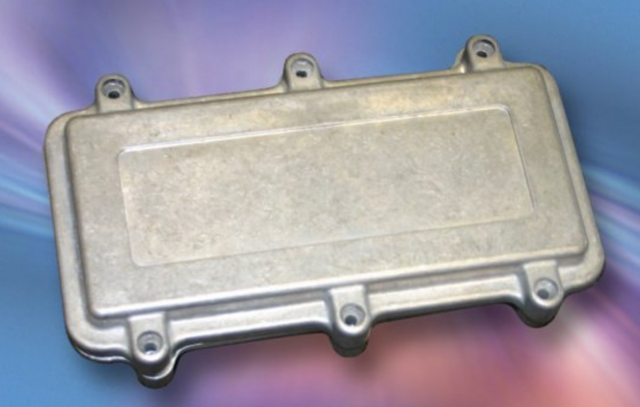 BUD IPS-3916 BUD - IP67 - Die Cast Aluminum 7.87 x 5.91 x 1.10 Enclosure with silicone gasket, meet NEMA 4X. Finish - Natural (Series Image)