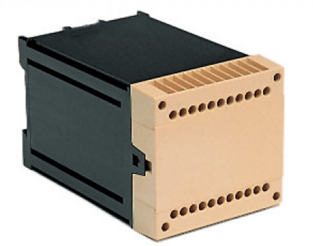 Altech 90.411 22 Terminal, Solder Connection, 35 mm DIN Rail or optional panel mounting* (Product Image)