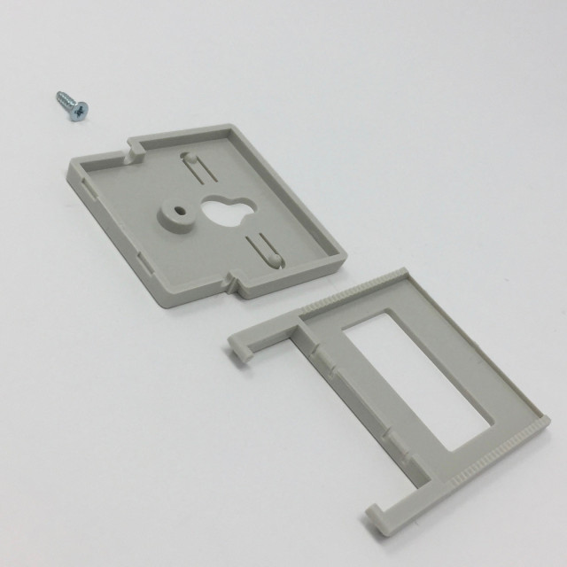 BUD HH-3440-TS TILT STAND/WALL MOUNT GRAY ABS (Product Image)