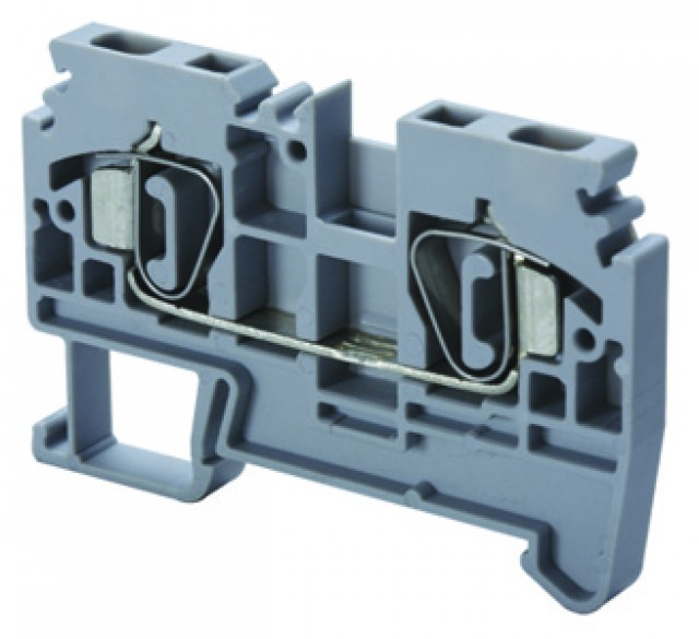 Altech CSC4T Feed-Through & Multi-Connection Spring Clamp 6 mm (Product Image)