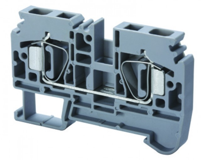 Altech CSC6T Feed-Through & Multi-Connection Spring Clamp 8 mm (Product Image)