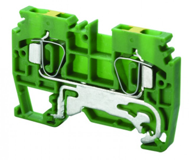 Altech CSCG4T Ground Spring Clamp 6 mm (Product Image)