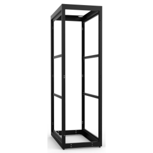 Hammond Mfg. C4F307736BK1 Hammond C4F307736BK1 J111 83.58 x 30.00 x 36.00 14 gauge steel Modular Server Storage Rack rated for 3,000 Lbs (Product Image)