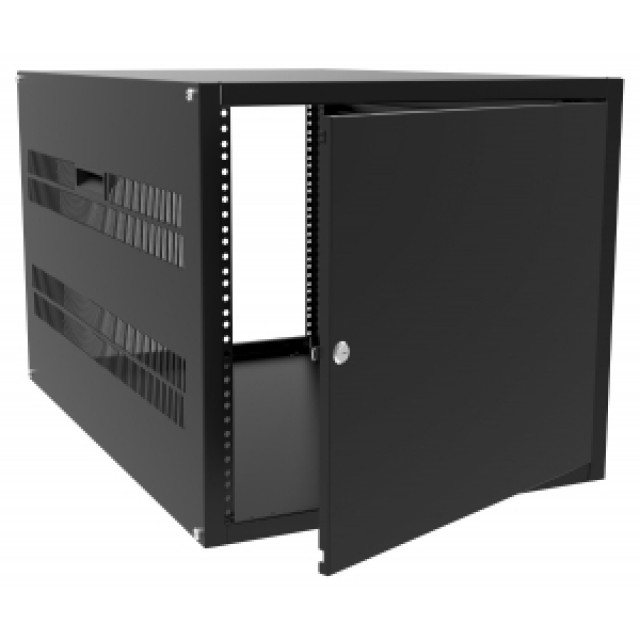 "Hammond Mfg. RCHD1922BK1 Hammond RCHD1922BK1 DOOR FOR RCHS 22.75"" rack (Product Image)"