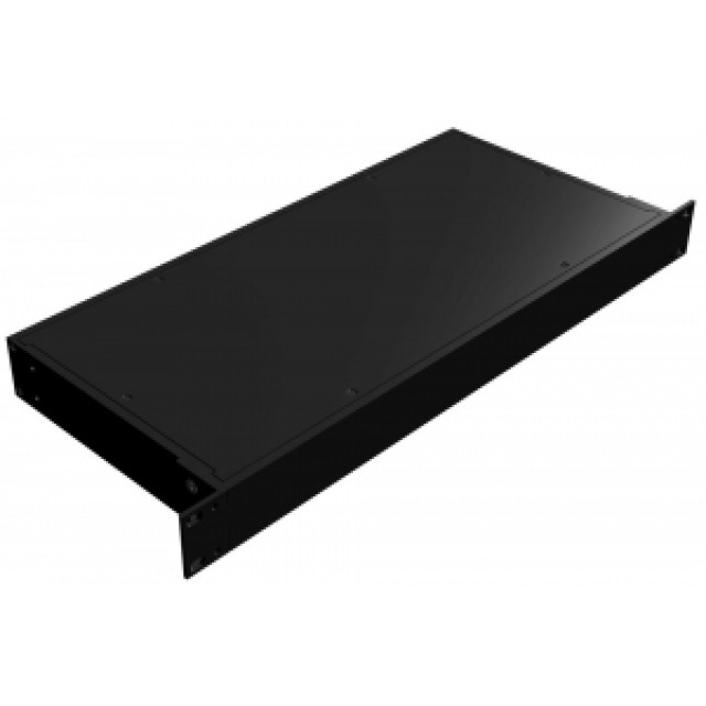 Hammond Mfg. RM1908BKSP hardware - replacement panels for RM series (Product Image)