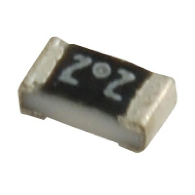 NTE SR1-0603-2D2 NTE RESISTOR .0625 WATT THICK FILM SURFACE MOUNT 2.2 OHM 5% 0603 CASE WITH NICKEL BARRIER Part Number SR1-0603-2D2 (Product Image)