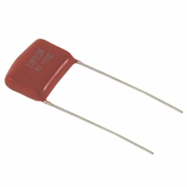 NTE MLR183K100 CAPACITOR POLYESTER FILM .018UF 100V 10% RADIAL LEAD NON-INDUCTIVE (Product Image)