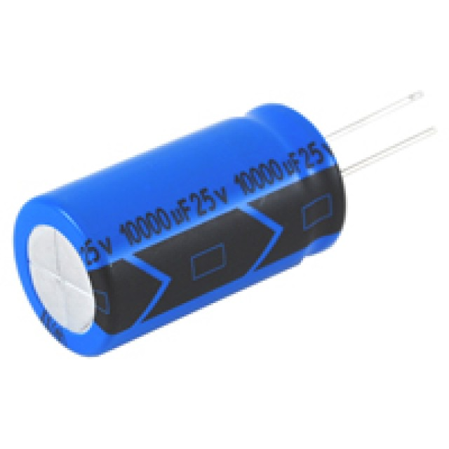 NTE NEV330M63EF CAPACITOR ALUMINUM ELECTROLYTIC 330UF 63V 20% RADIAL LEAD (Product Image)