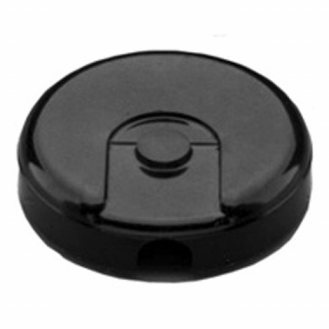 NTE MSCH-01 END CAP FOR MOTOR START CAPACITORS-STANDARD LEAD HOLE POSITION- 1.438 INCH DIA (Product Image)
