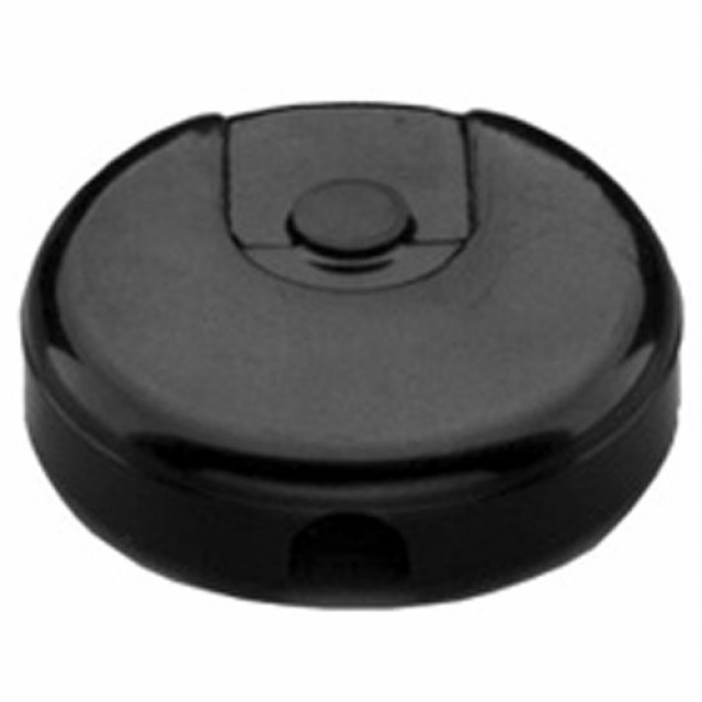 NTE MSCH-05 END CAP FOR MOTOR START CAPACITORS-REVERSE LEAD H OLE POSITION- 1.438 INCH DIA (Product Image)