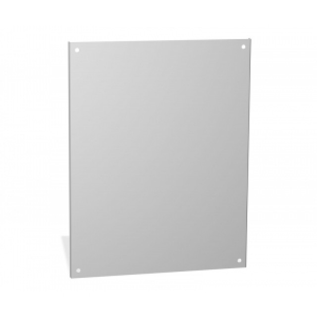 Hammond Mfg. 18G2113 Hammond Panel 21 x 13 - Fits Encl. 24 x 16 - Galv Part Number 18G2113 [UPC 62398005410 ] (Product Image)