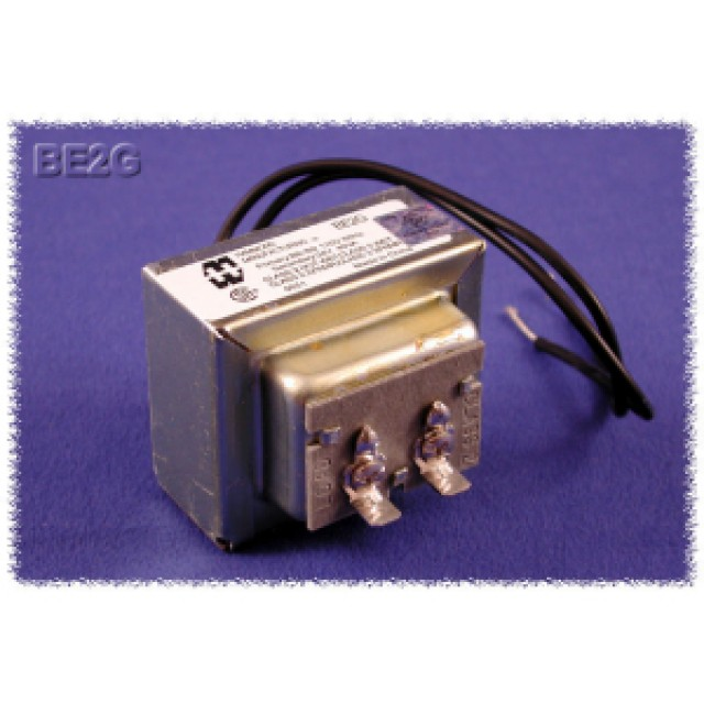 Hammond Mfg. BD5F Hammond Transformer, Class 2 energy limiting, box mount, 20VA, 240V input, 16V ouput Part Number BD5F [UPC 62398005640 ] (Product Image)