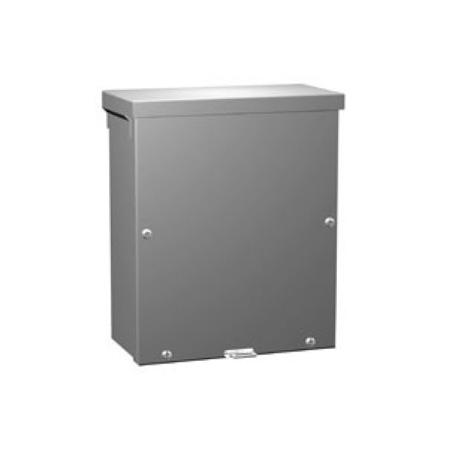 Hammond Mfg. C3R16126SCNKO Hammond C3R16126SCNKO 3R SCREW COVER 16X12X6 NO K/O enclosure (Product Image)