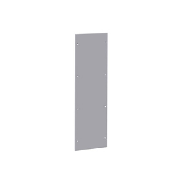 Hammond Mfg. HSP228 Hammond Side Panel (sold in pairs) - Fits 2200 x 800 - Steel/Lt Gray Part Number HSP228 [UPC 62398005036 ] (Product Image)