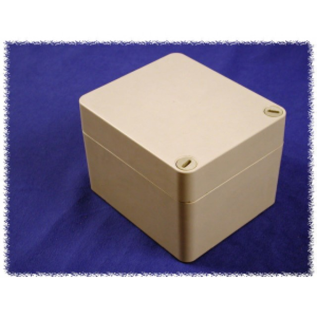 "Hammond Mfg. R131-202-000 enclosure - watertight polyester (12.80"" x8.00"" x4.80"") (Product Image)"