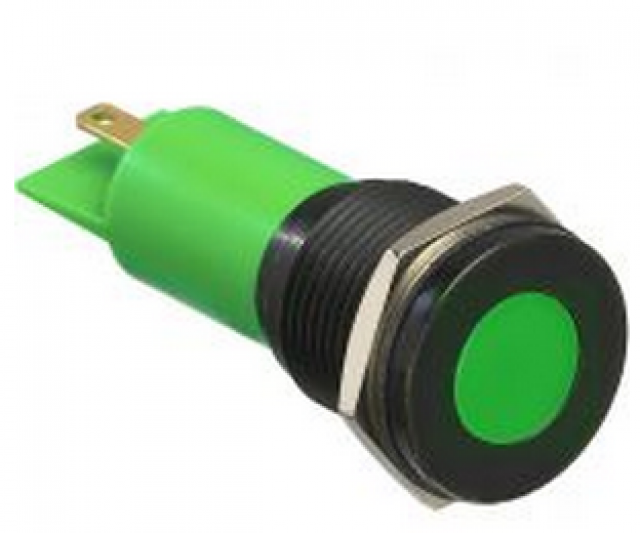 Apem Q16P2CZZRYG24AE LED Indicator 16mm Prominent TRi-Color 24VAC/DC IP67 (Series Image)