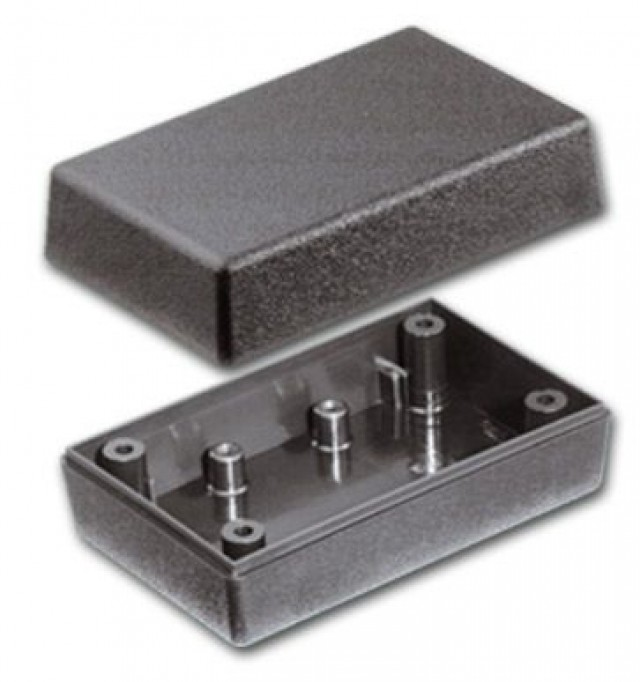 BUD PT-11388-G PLASTIBOX, GRAY 153 (Series Image)