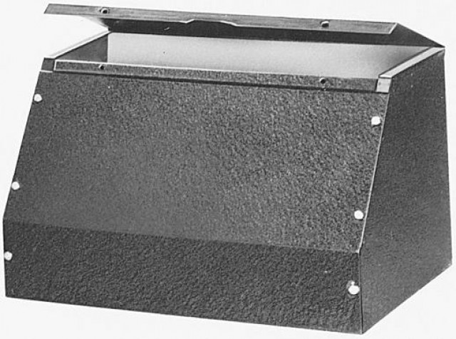 BUD C-1896 SLOPING CABINET-9.0X18.06X8.19 (Series Image)