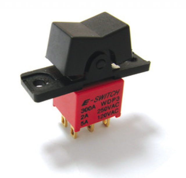 E-Switch 300AWDP1J3M6QE  (Series Image)