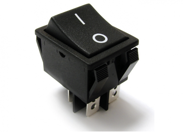 E-Switch R5EBLKBLKEF0 SWITCH  (Series Image)