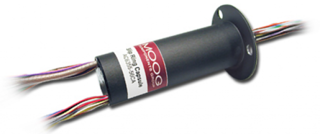 MOOG AC6355-36 36x 2A Compact Slip Ring  (Series Image)