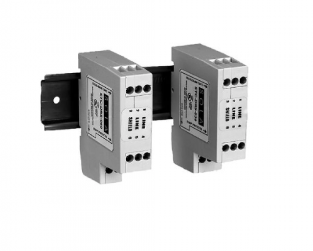 Sola HD DRS48030 SPD DIN RAIL 480V 3MOV MOD (Series Image)