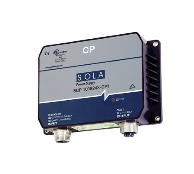 Sola HD SCP100S24XDVN1 100W 24V EXT.ENVIR.DCPS DEVNET NAED# 78347287040 (Series Image)