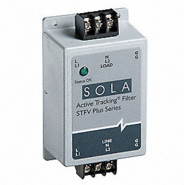 Sola HD STFV15024L ACT TRC FLTR PLUS 15A 240V 1PH NAED# 78347270040 (Series Image)