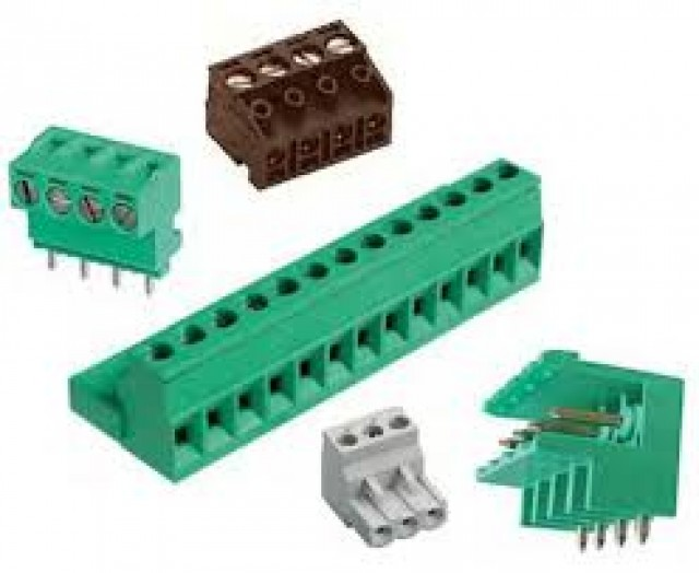 Altech 2P25U3S/24 Busbar,2 Phase+1pole,25sqmm, PIN Type, 24Lugs,UL/cUL listed (Item Group Image)
